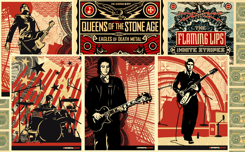 Obey Giant Wallpaper - WallpaperSafari