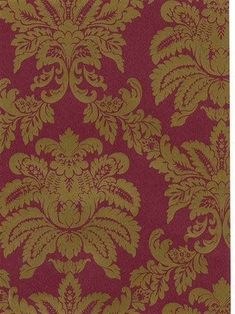 Floral Harlequin Sidewall 480x640