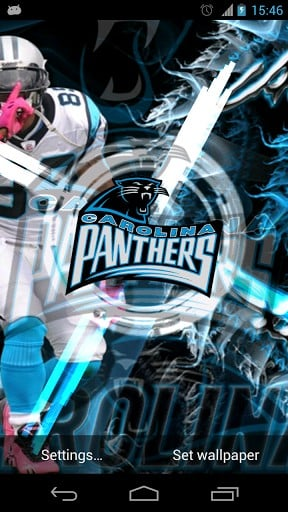 Download Carolina Panthers Wallpaper for Android by viperapps 288x512