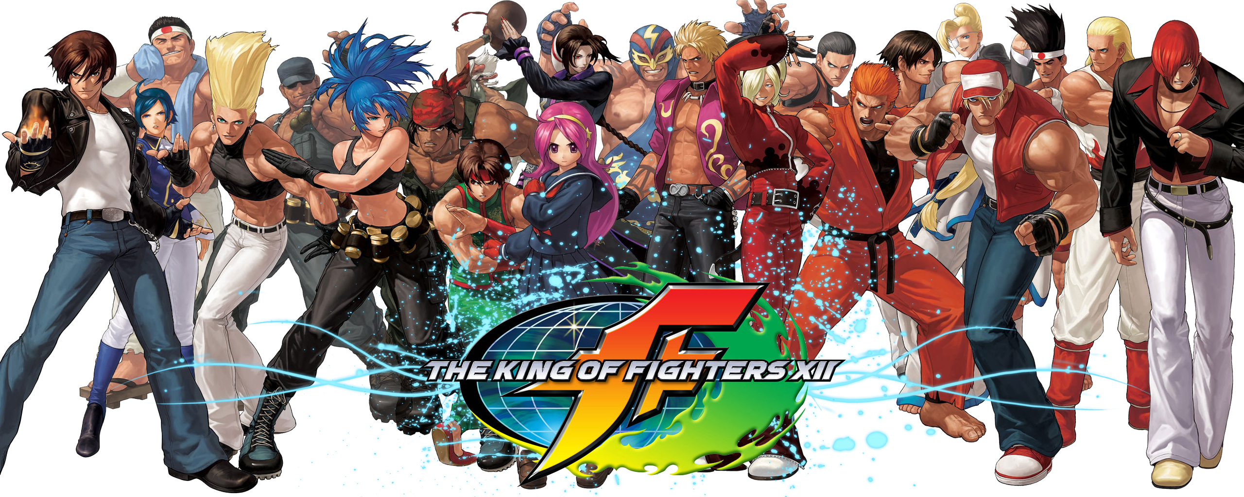 Theme The king of fighter