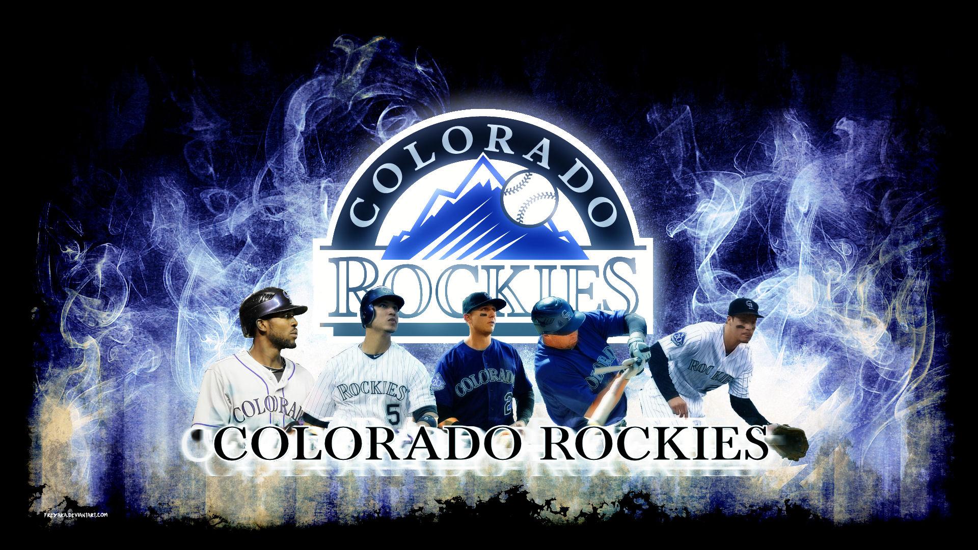 ColoradoRockies by freyaka 1920x1080