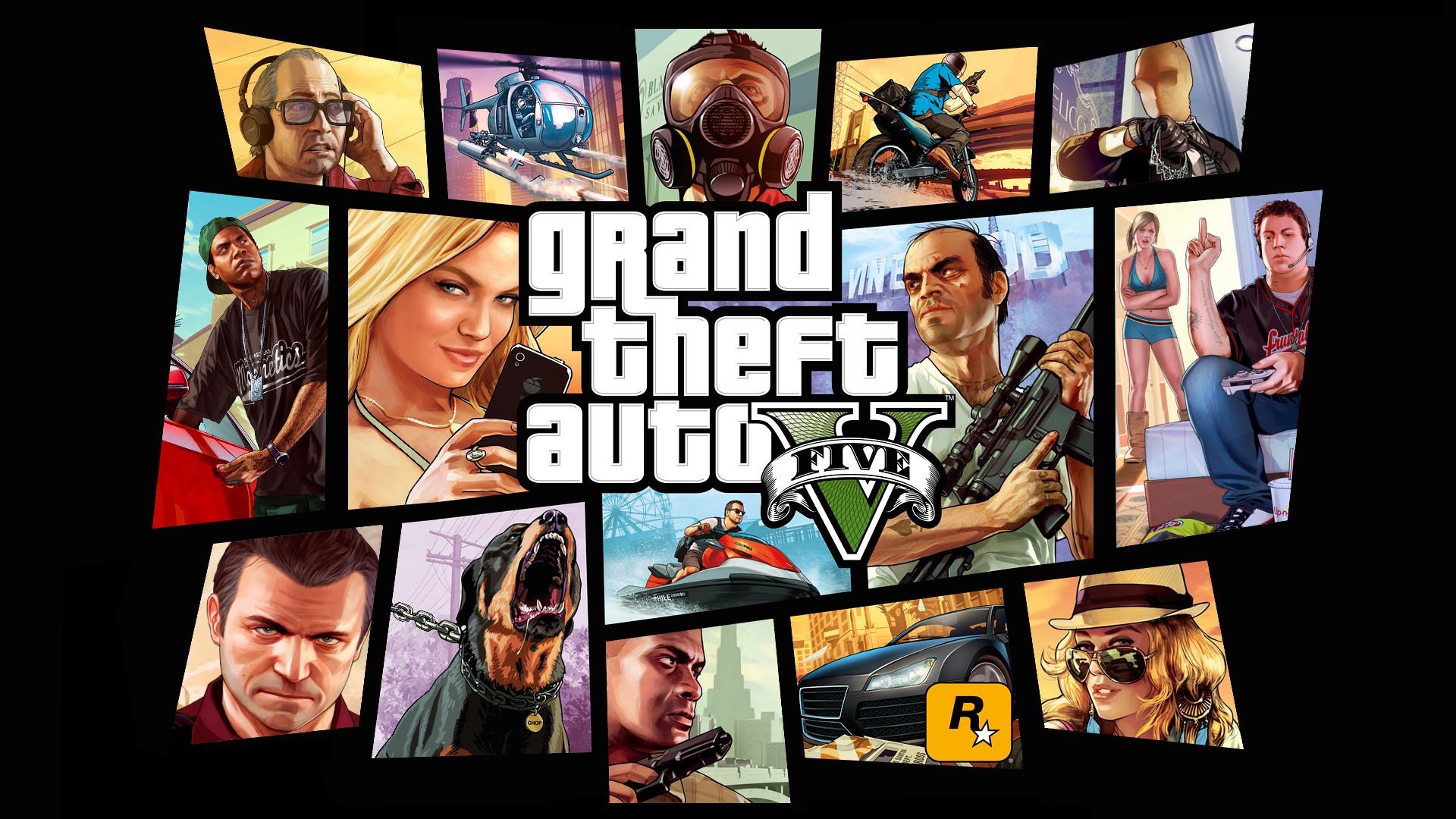 Xbox 360 Game Reviews   Grand Theft Auto V Review   Blog by Blazer99 1920x1080