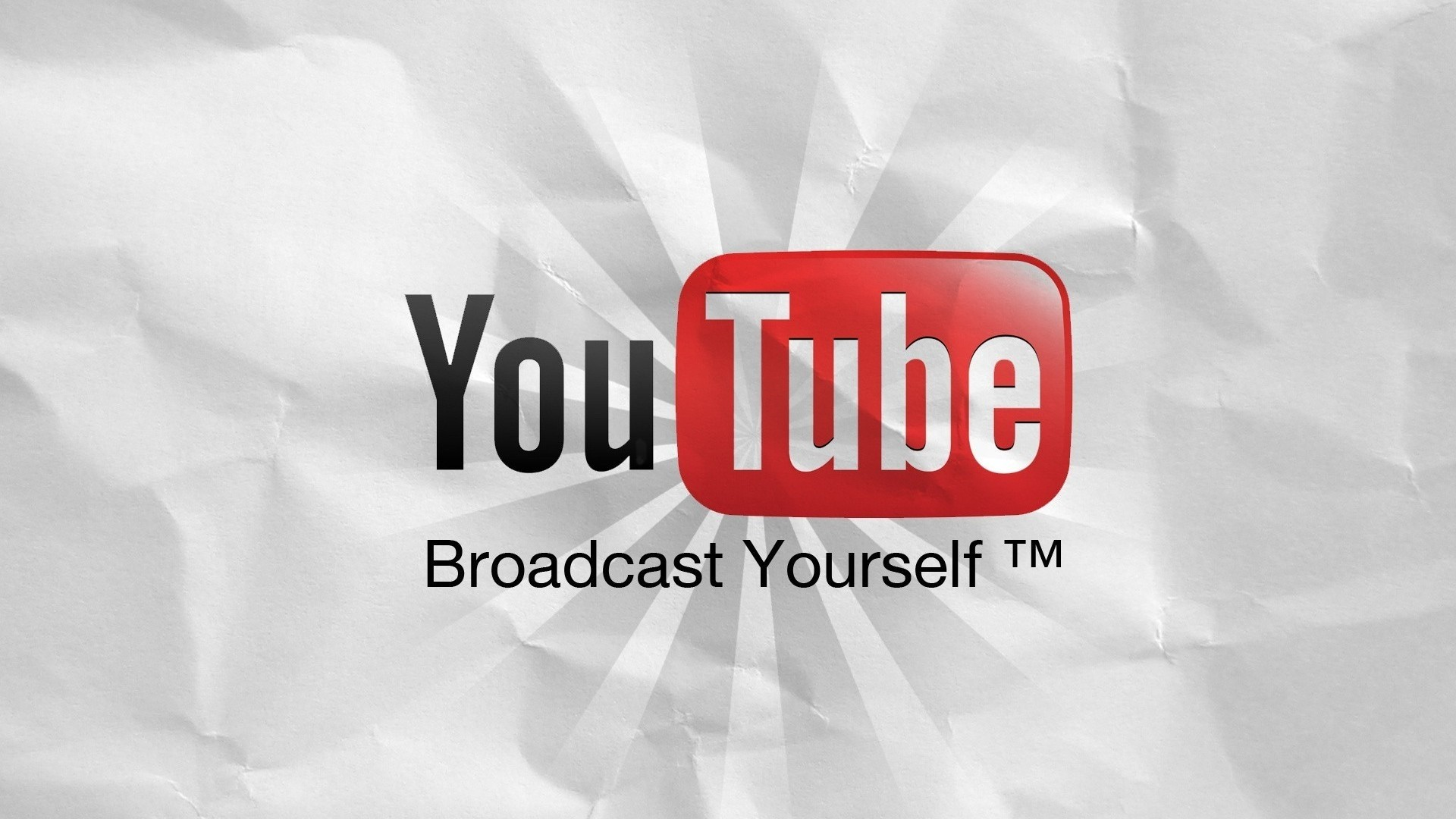 Internet Youtube Wallpaper 1920x1080 Internet Youtube Logos Videos 1920x1080