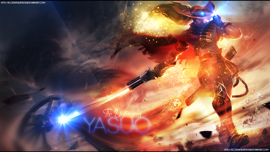 Yasuo Wallpaper HD - WallpaperSafari