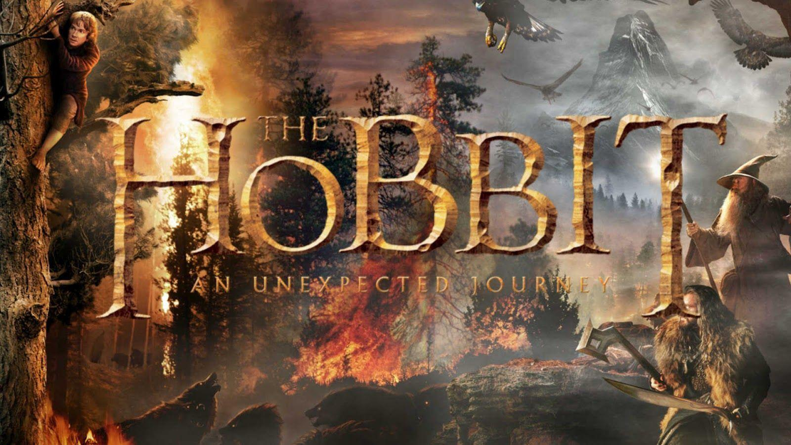 The Hobbit Desktop Wallpapers 1600x900
