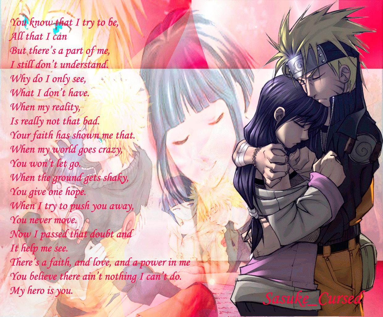 Naruto and Hinata Wallpaper by Anime DC 1240x1024