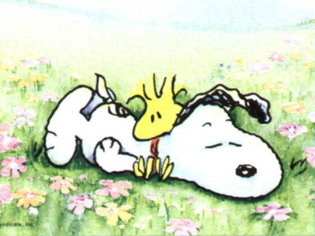 Snoopy wallpaper   Snoopy Wallpaper 33124728 1024x768