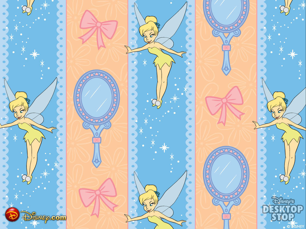 Tinkerbell Wallpaper   Tinkerbell Wallpaper 6270016 1024x768