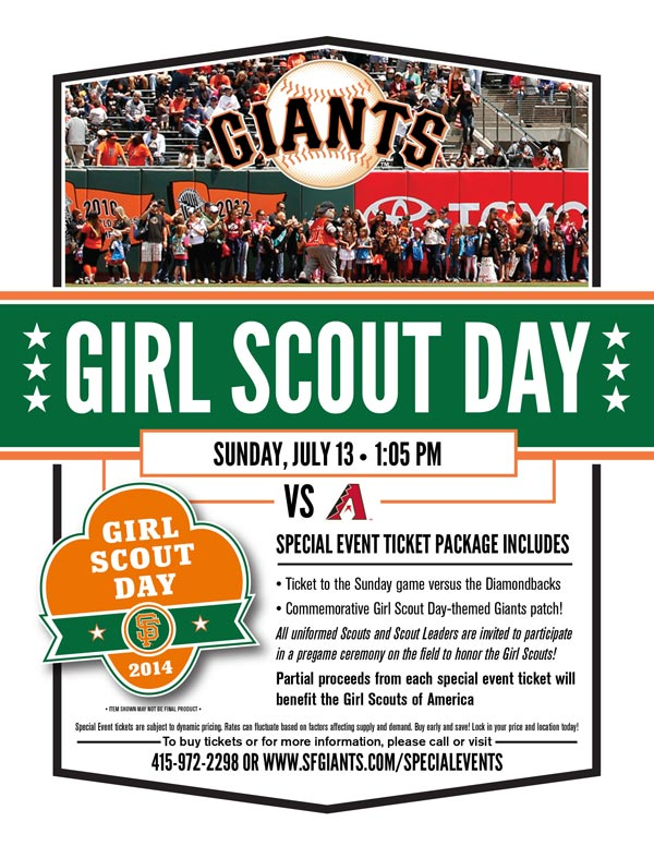 San Francisco Giants Tickets Schedule 2014 Giants 600x776