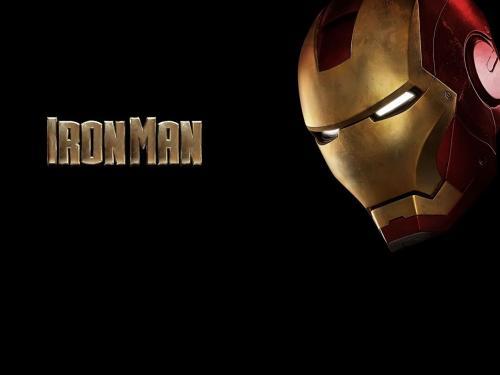 Cell Phone Iron Man Wallpaper 500x375