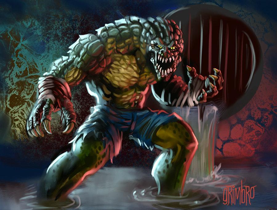 Cavewoman runs the Savage Jungle Gauntlet   Battles   Comic Vine 900x682