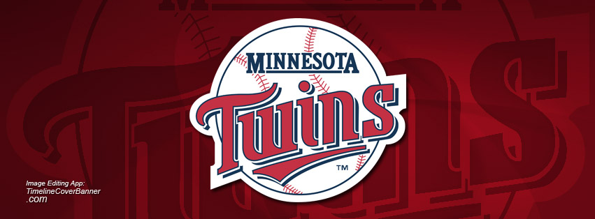 Minnesota Twins Banner Facebook cover 851x314