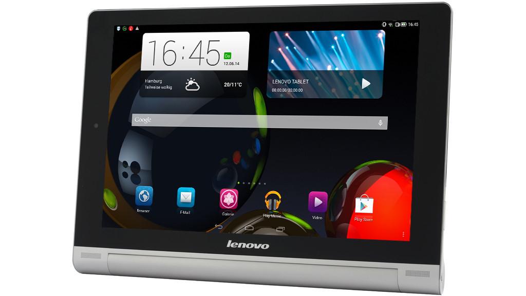 Free download Lenovo Yoga Tablet 10 HD Produkt und