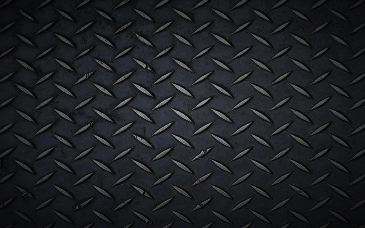 Black Diamond Plate Tablet Skin for Microsoft Surface 3 108 1280x800