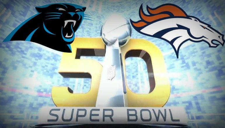 Carolina Panthers vs Denver Broncos Super Bowl 50 Betting Odds Line 770x440