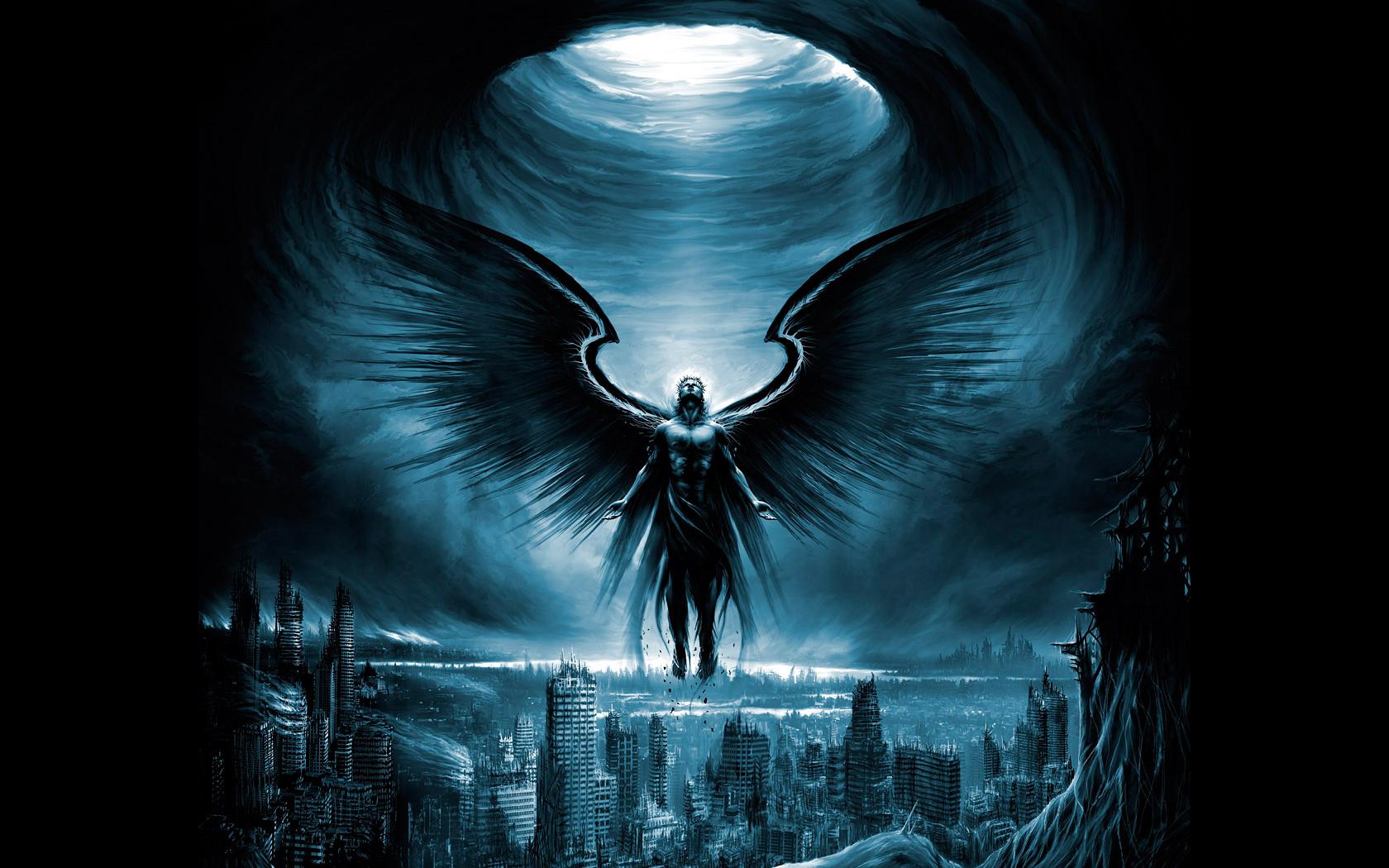 Fantasy Angel Wallpaper 1680x1050