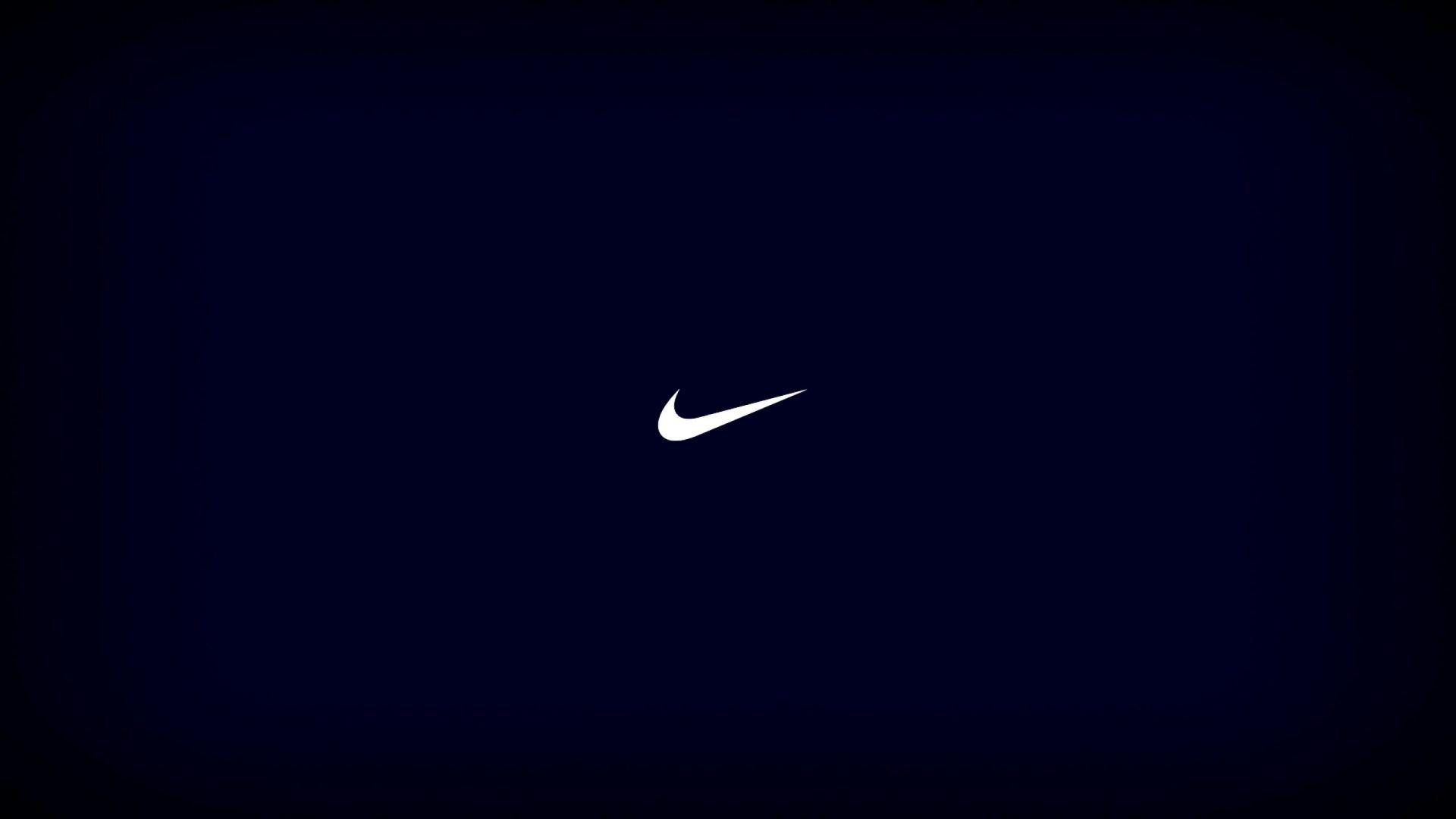 Pics Photos   Nike Logo Blue Wallpaper Hd Wallpaper 1920x1080