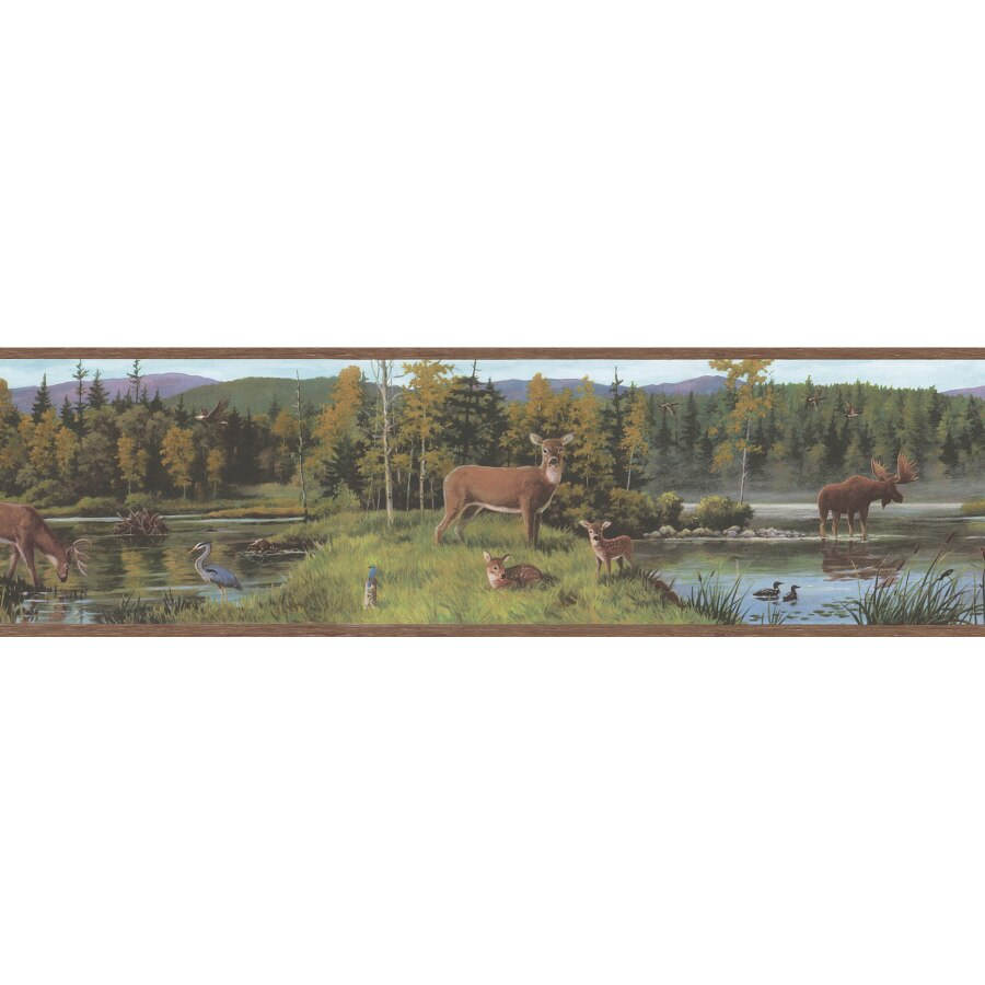 Brewster Wallcovering 6 78 Forest Reserve Prepasted Wallpaper 900x900