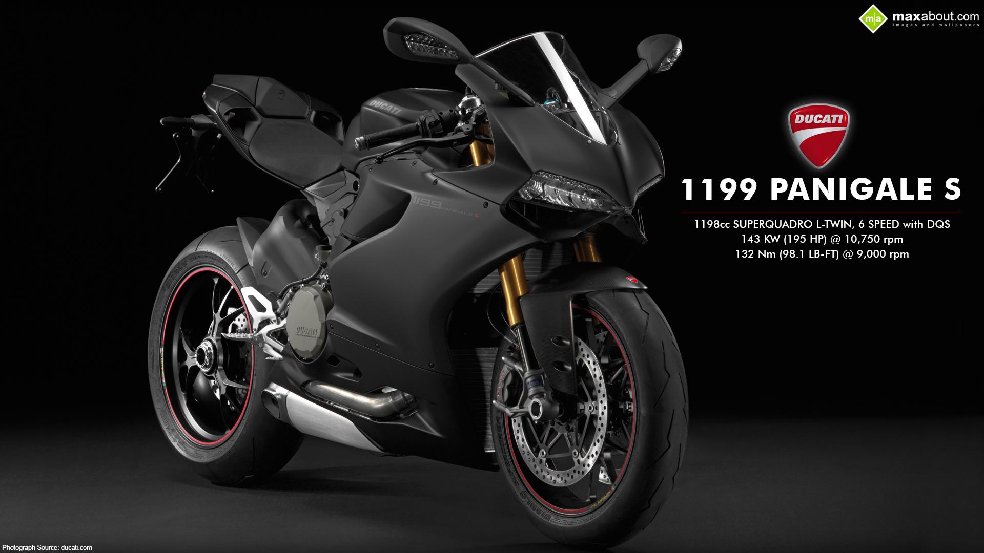 Ducati 1199 Panigale S 1920x1080