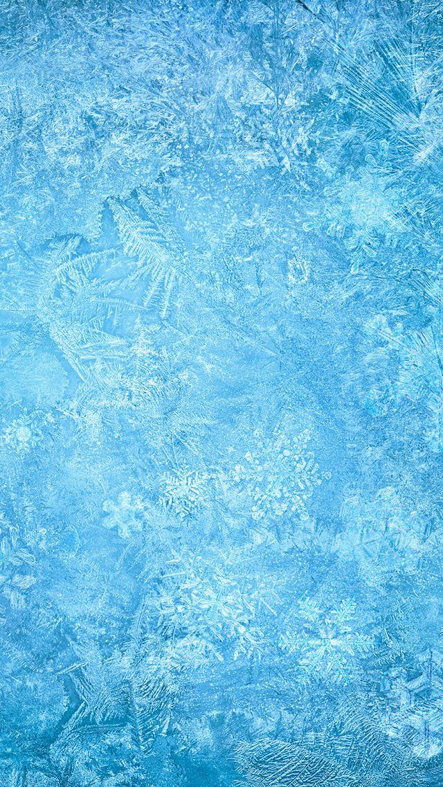 Frozen Ice Snowflake Macro iPhone 5 Wallpaperjpg 6401 136 640x1136