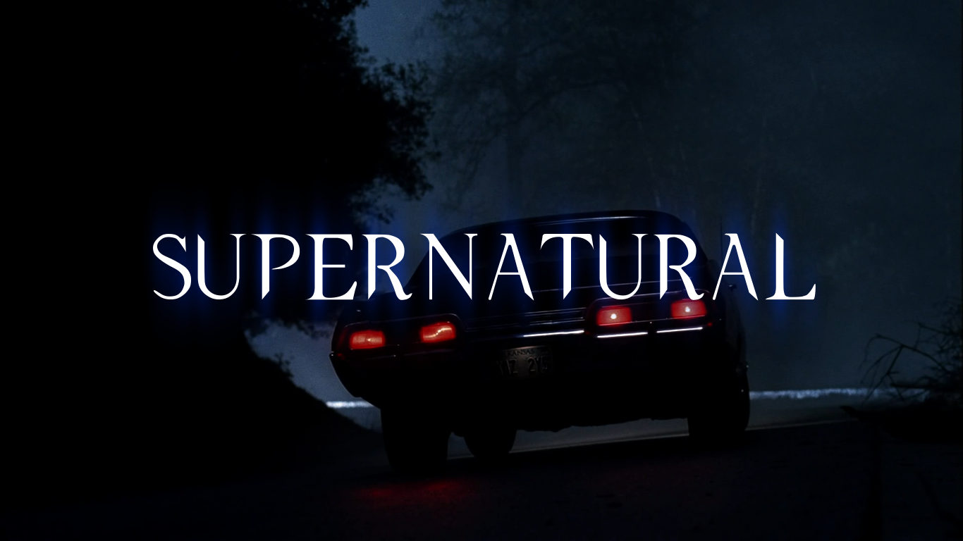 Supernatural Pilot Wallpaper Pack by Winchester7314 1366x768