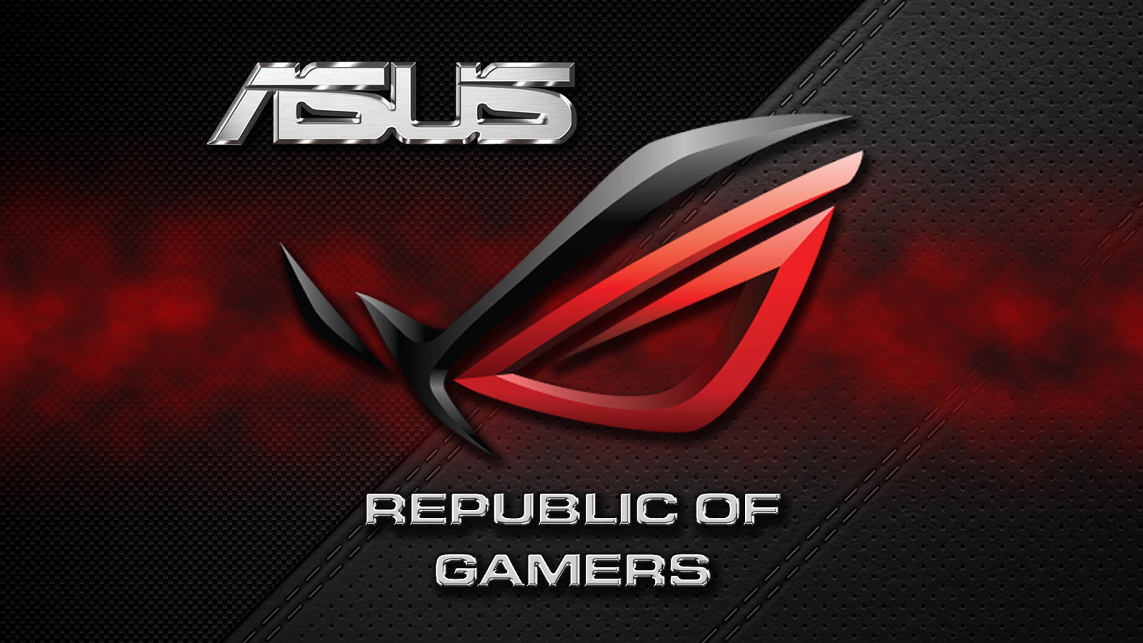 68 Asus Republic Of Gamers Wallpaper On Wallpapersafari