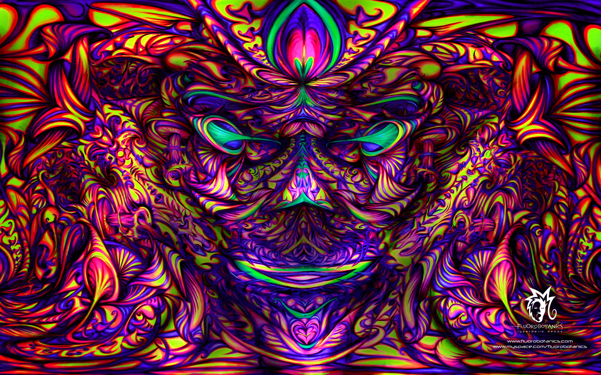 trippy lsd wallpaper wallpapersafari