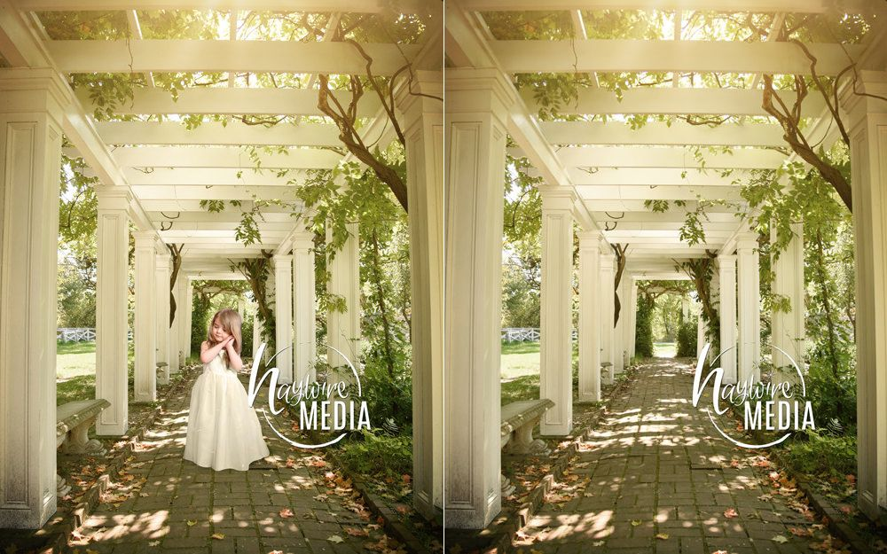 Beautiful Outdoor Nature Arbor Spring Backdrop Scene Digital 1000x625