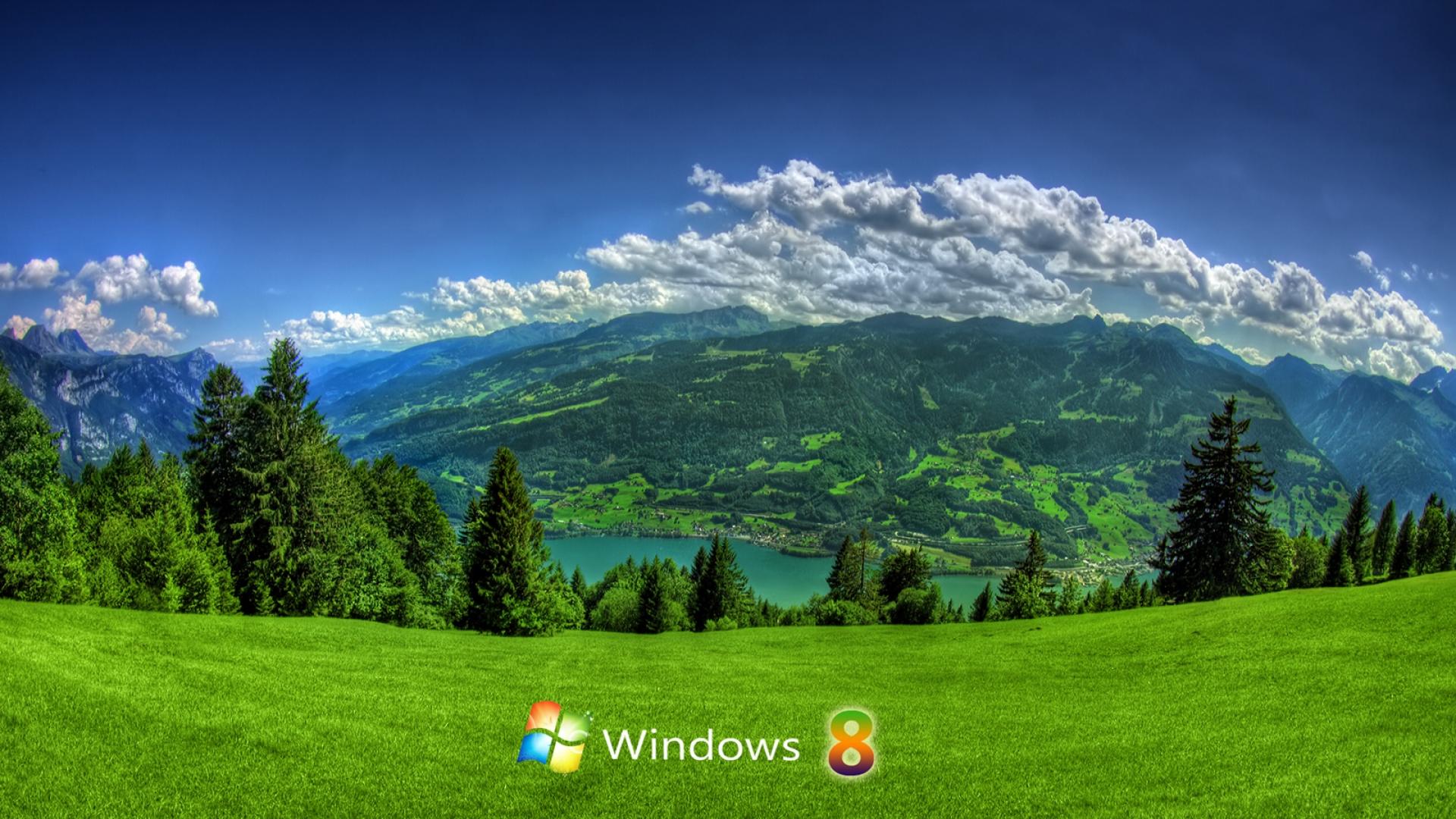 Download Landscape Windows 8 HD Wallpaper 2023 Full Size 1920x1080