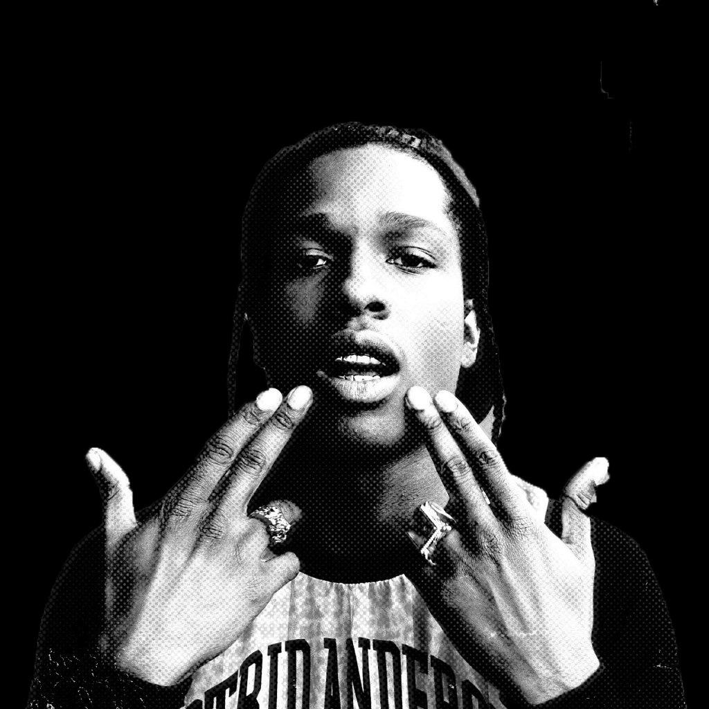 Asap rocky wallpaper for iphone wallpapersafari - Asap wallpaper ...