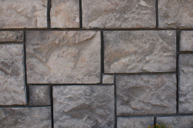 Stone Block Wall Background Stock Photo   Public Domain Pictures 615x410