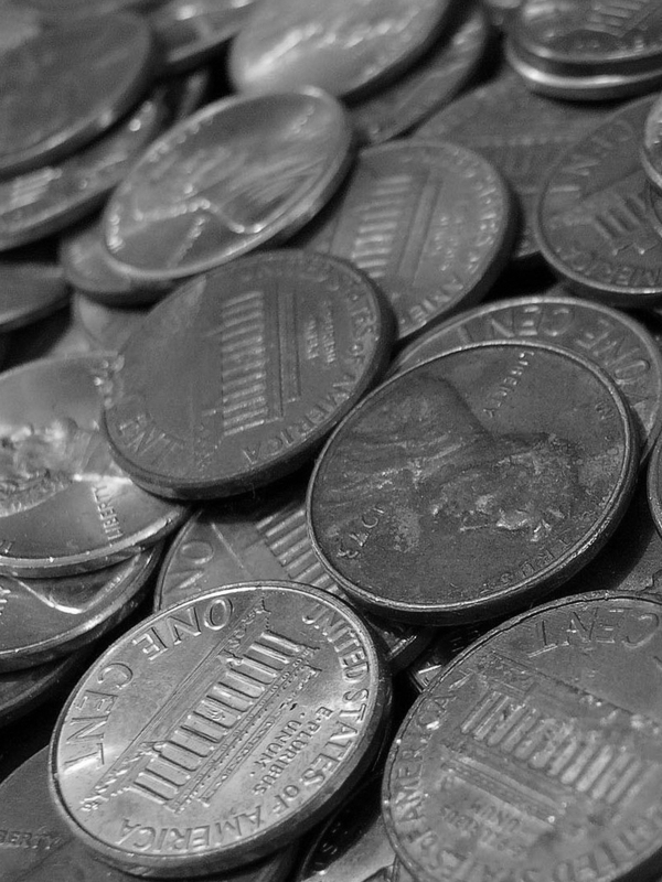 Download Copper Money Coins Up Close Wallpaper Screensaver For Amazon 600x800