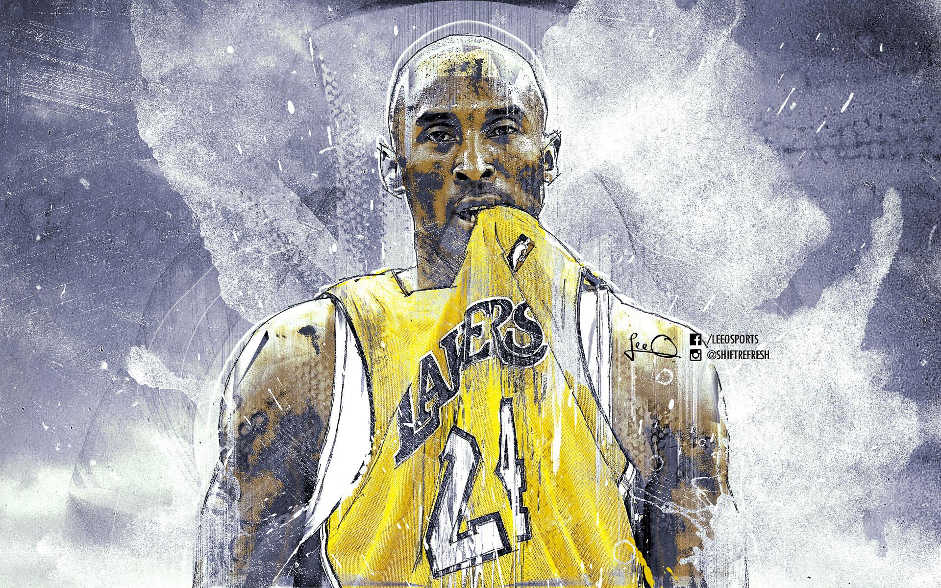 <b>Kobe</b> Bryant 24 <b>Wallpapers</b> - <b>Wallpaper</b> Cave