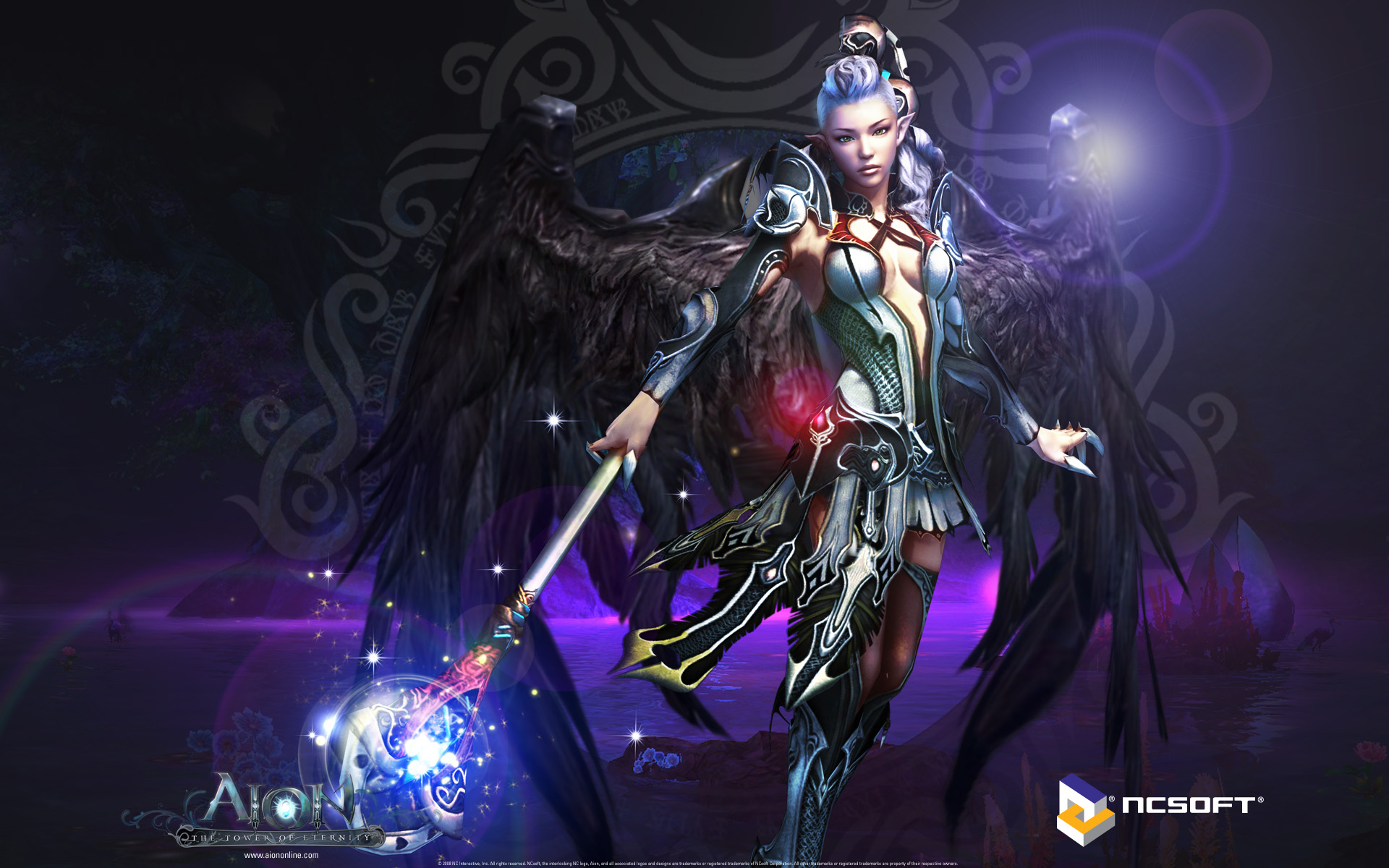 Wallpaper   AION GamerDB 1920x1200