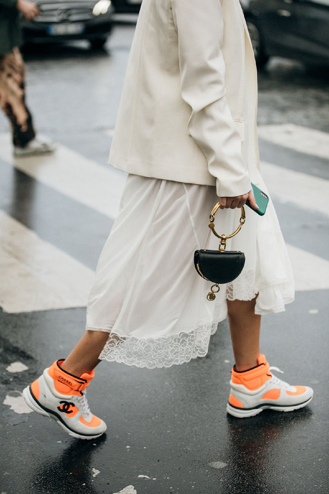 2019 2020 Autumn Winter Paris Fashion Week in 2019 Street style 1080x1620