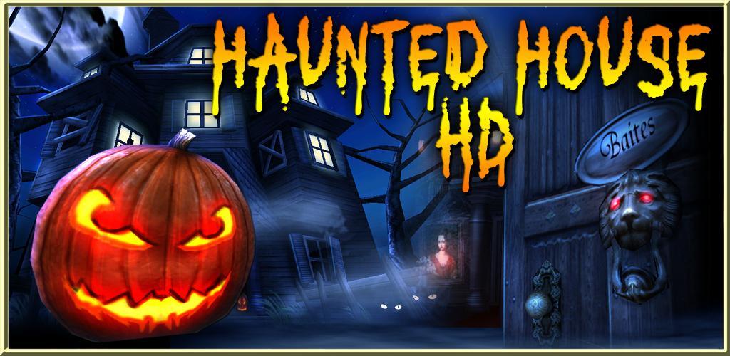 3d Halloween Wallpaper Haunted House Car Interior Design 1024x500
