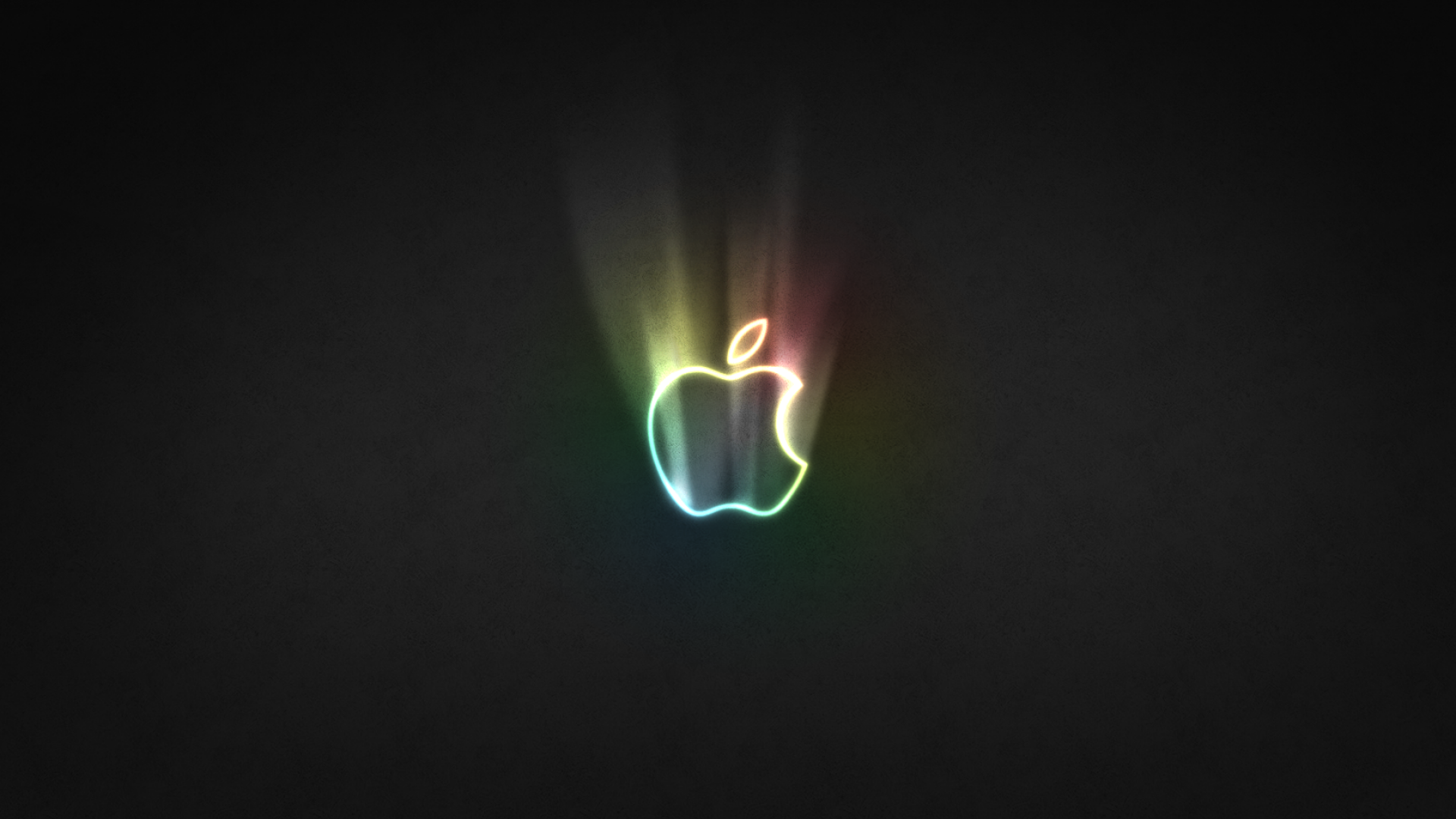 Download apple glowing logo wallpaper HD wallpaper 1920x1080