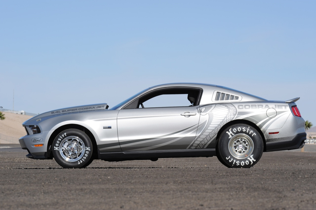Best Car Sport Wallpapers 2010 Ford Mustang Cobra Jet 1280x851