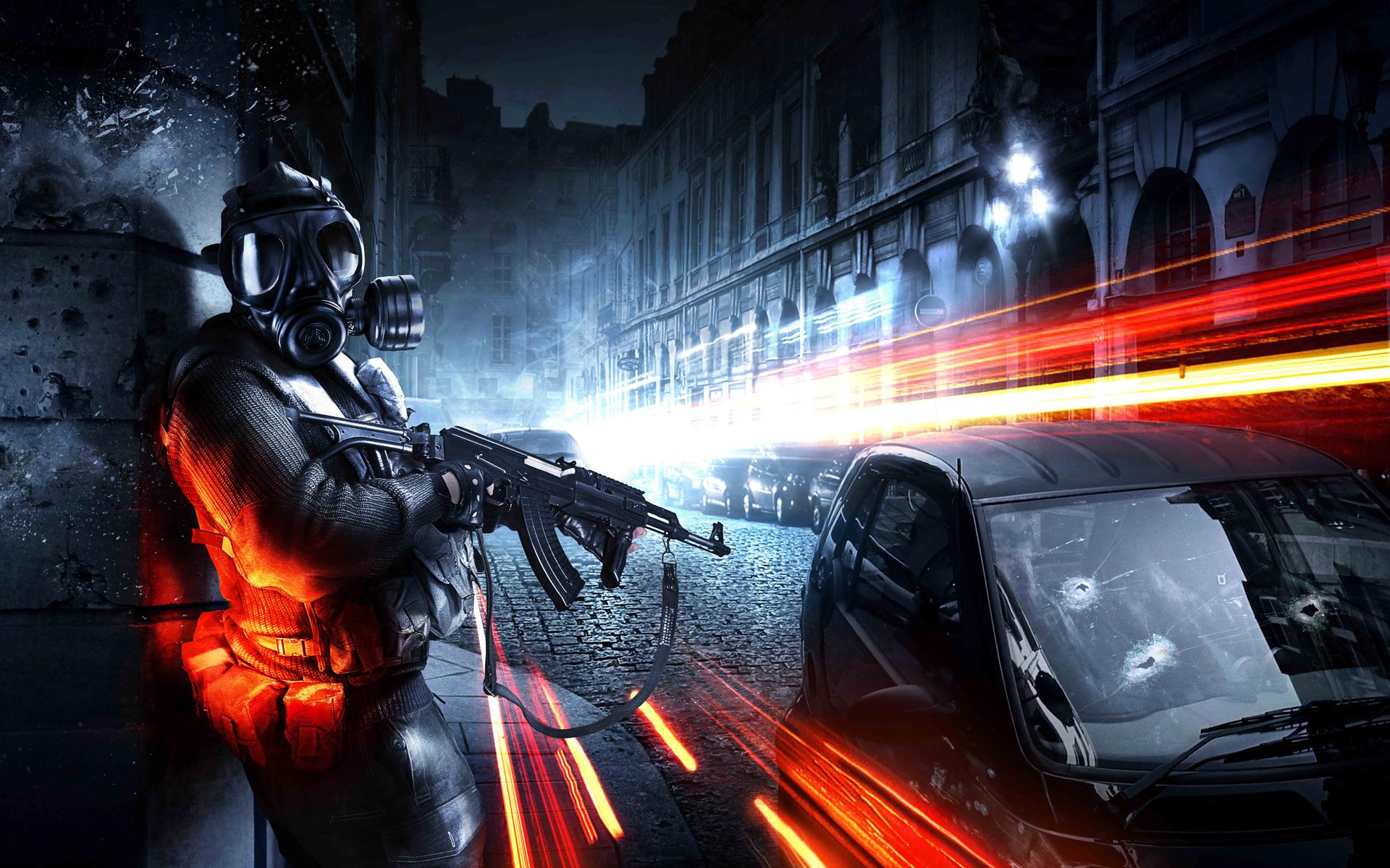 2011 Battlefield 3 Game Wallpapers HD Wallpapers 1920x1200