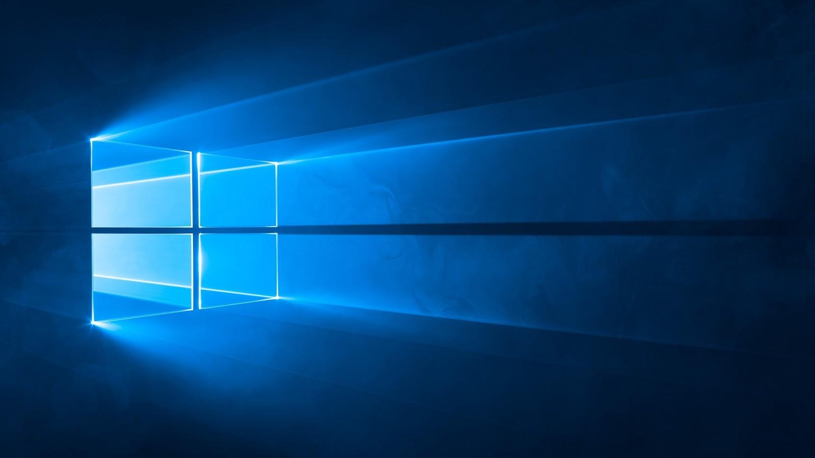 Wallpapers Calendars Microsoft Windows 10 Download wallpaper 1600x900