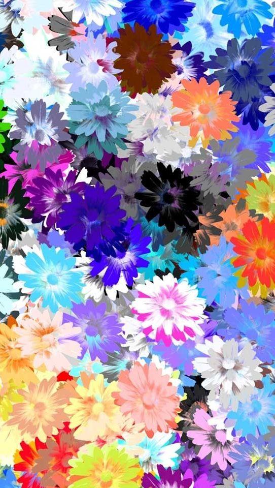 Flower Wallpaper Iphone Wallpapersafari