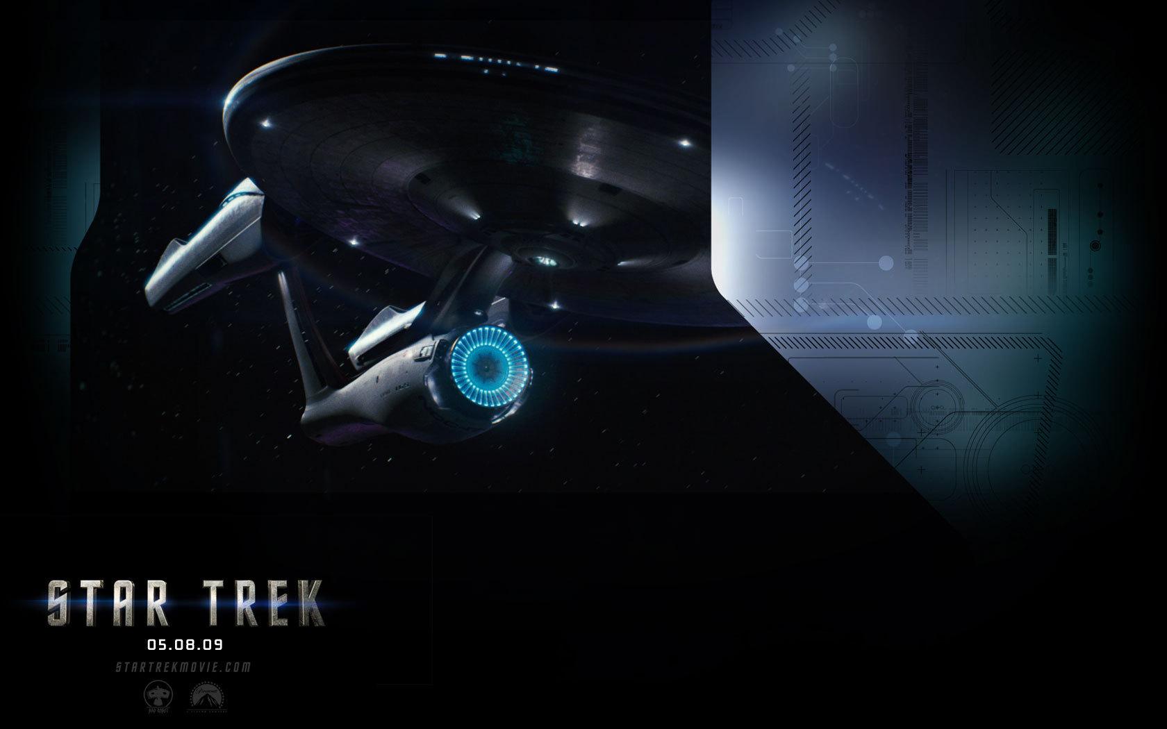 Star Trek XI   Star Trek The Movies Wallpaper 13832437 1680x1050