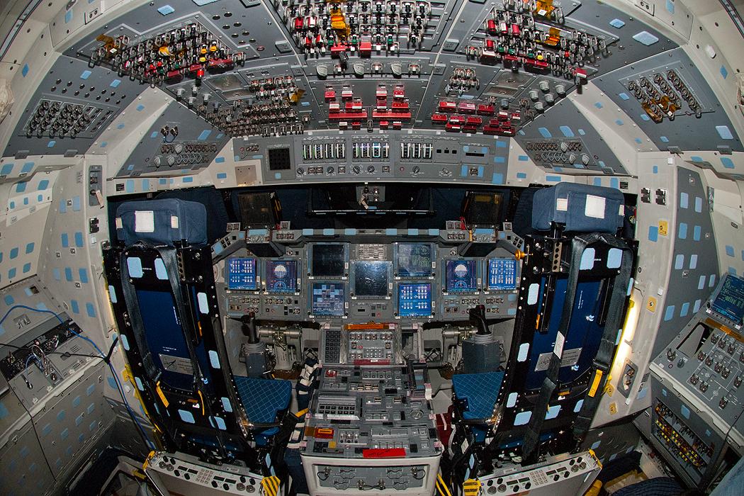 Space Shuttle Cockpit Wallpaper WallpaperSafari