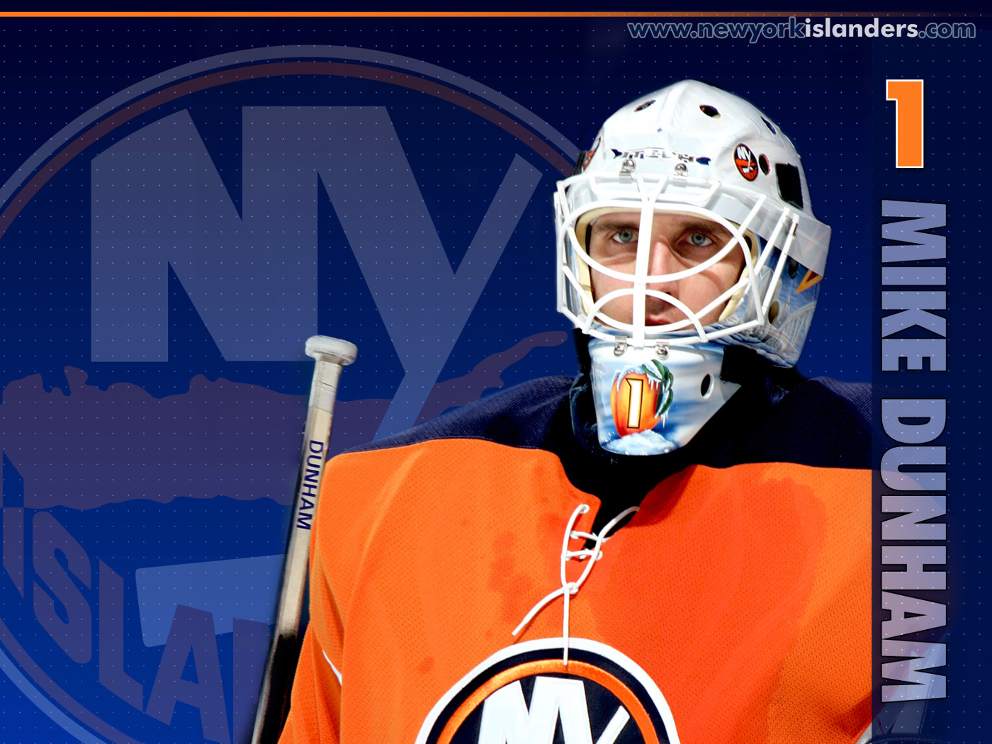 New York Islanders Wallpaper New york islanders desktop 1400x1050