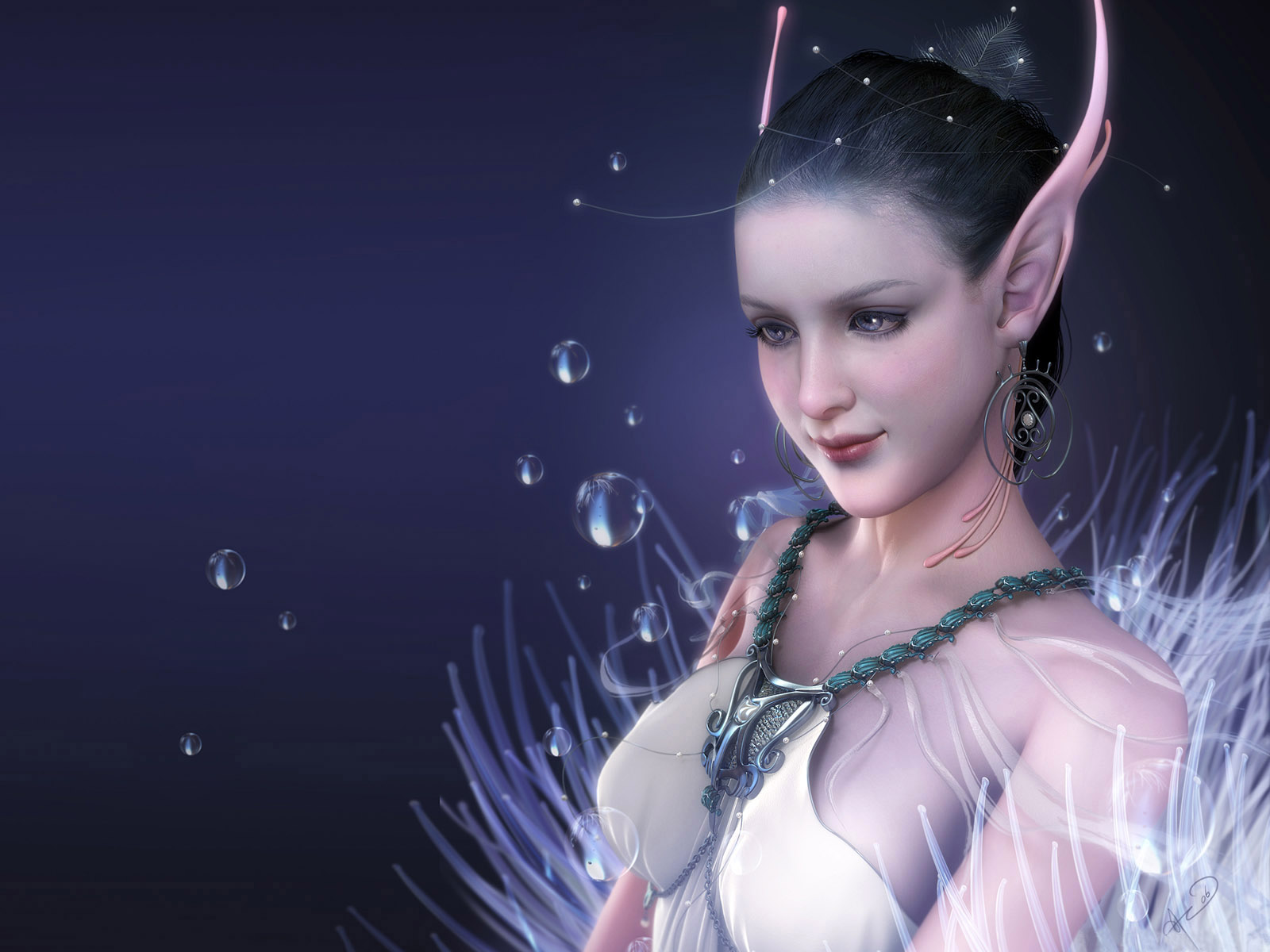 Fantasy Fairy Woman Background Wallpapers here you can see Fantasy 1600x1200