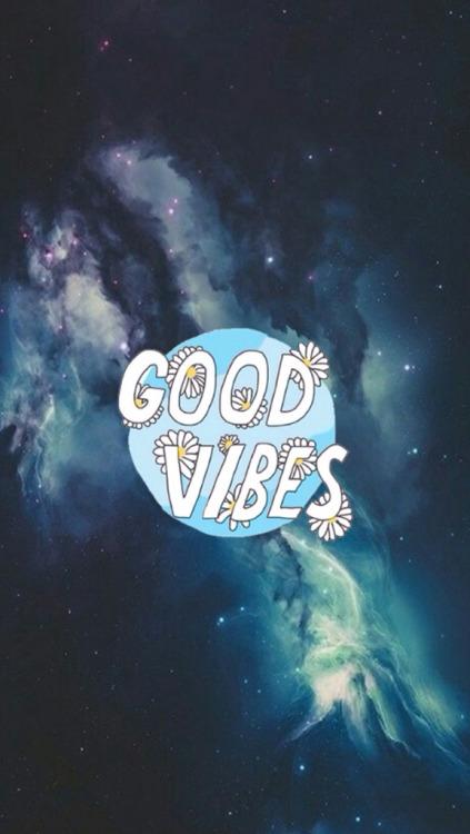 47 Good Vibes Wallpaper On Wallpapersafari