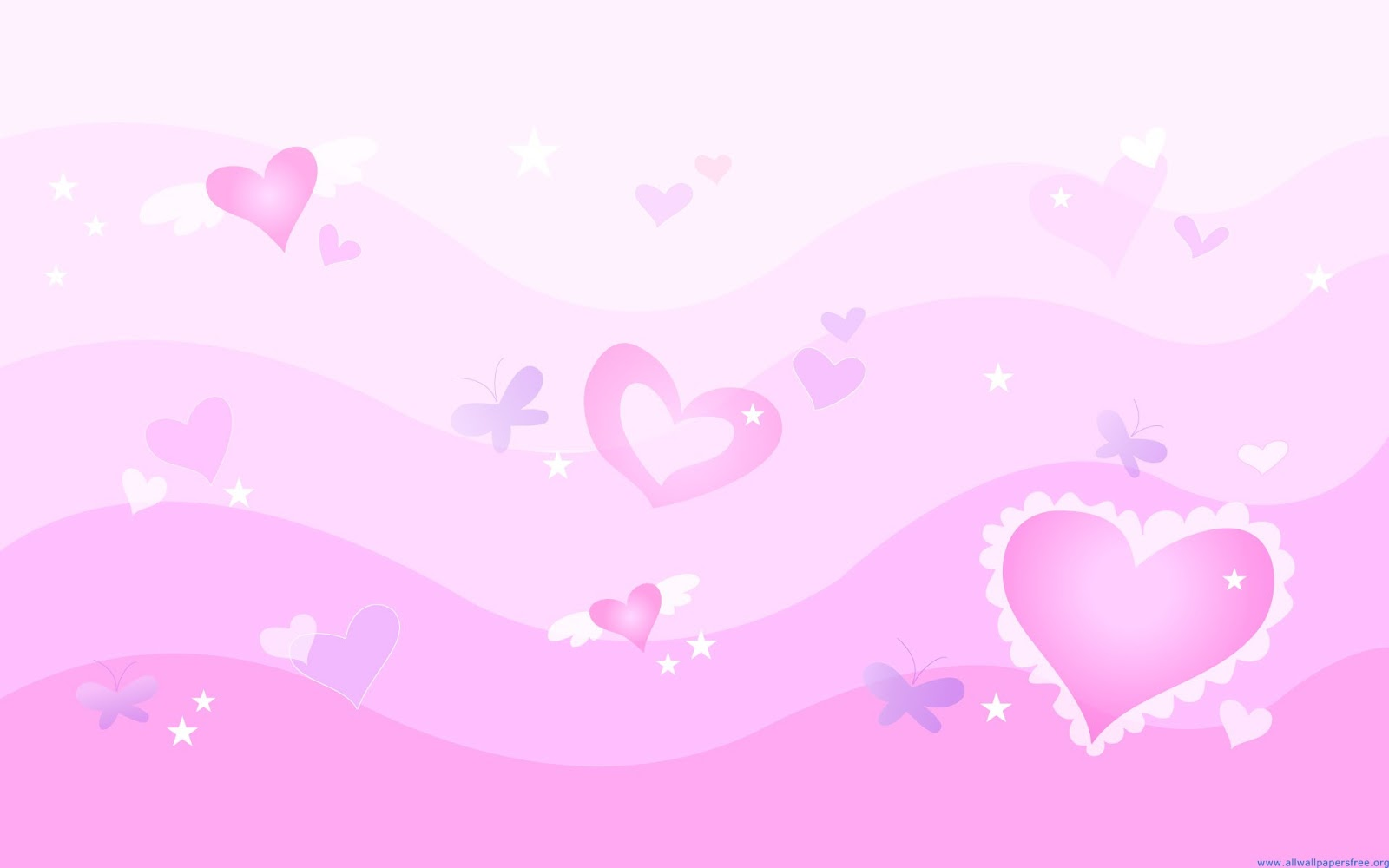 Beautiful Valentines Day Widescreen HD Love Hearts Wallpapers 1920 1600x1000