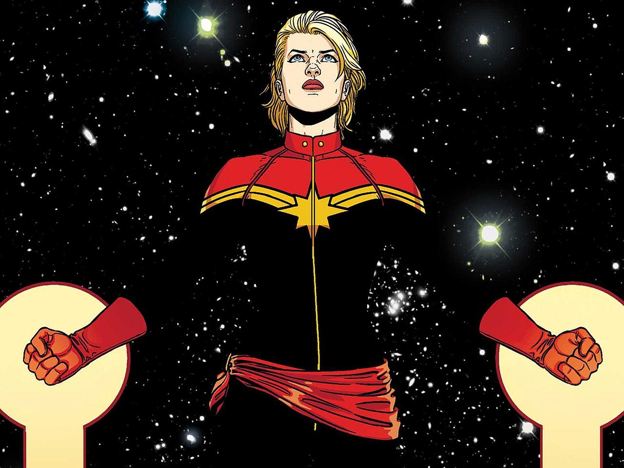 Captain Marvel Computer Wallpapers Desktop Backgrounds 1280x960