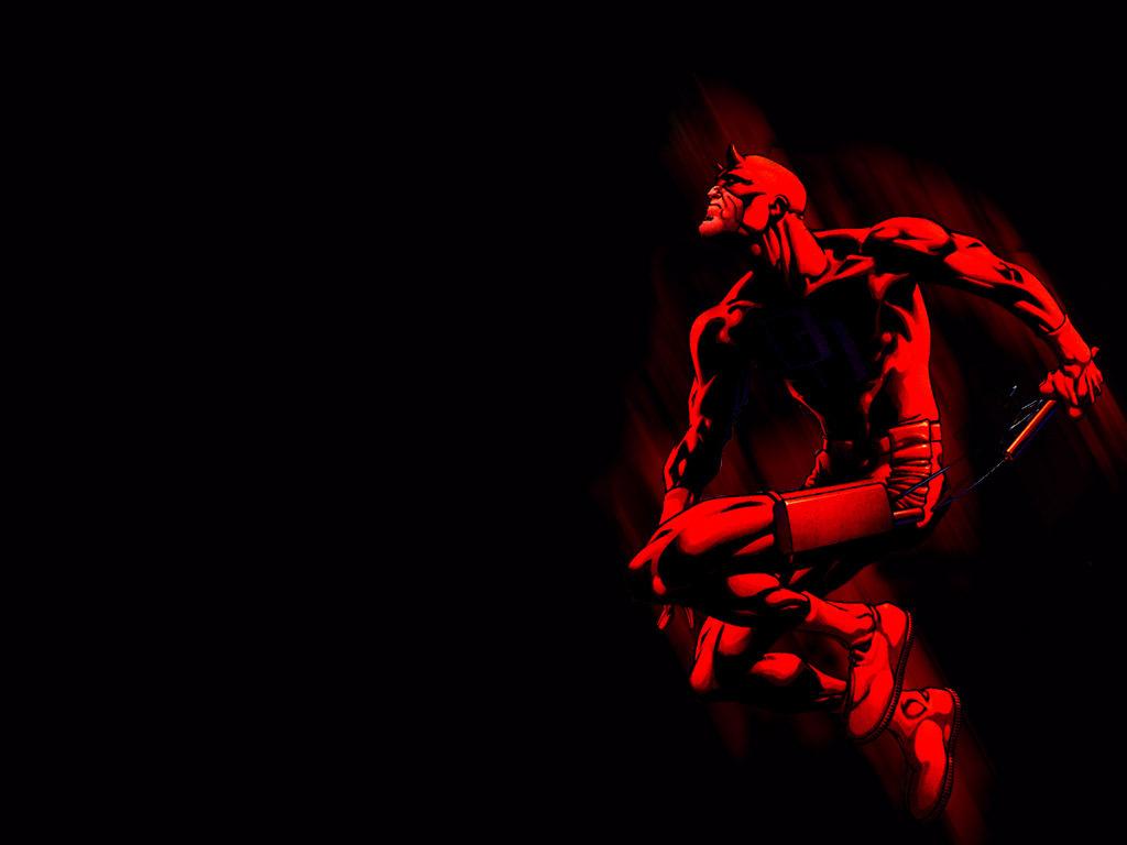 Daredevil   Marvel Comics Wallpaper 3980385 1024x768