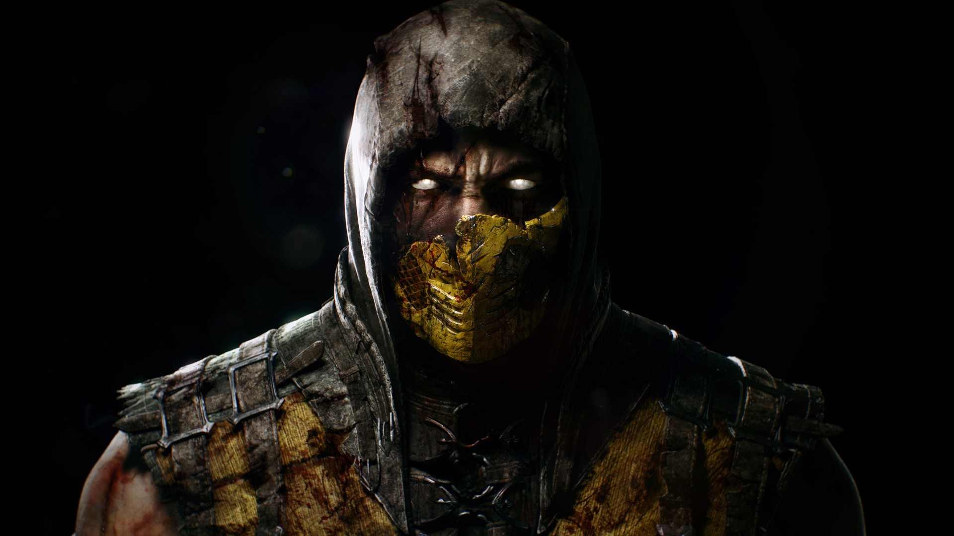 Video Game   Mortal Kombat X Mortal Kombat Scorpion Wallpaper 1920x1080